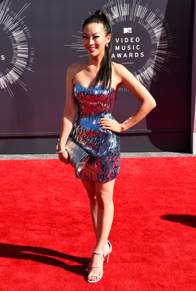 Metallic Shoe「2014 MTV Video Music Awards - Arrivals」:写真・画像(19)[壁紙.com]