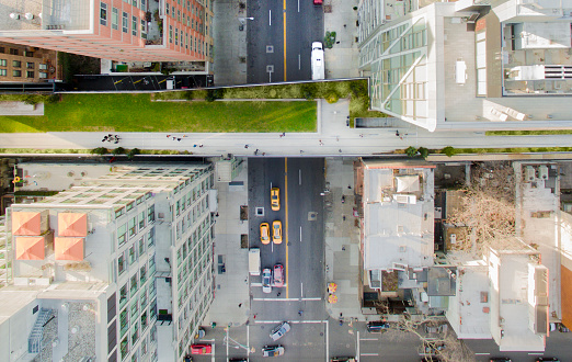 Elevated Walkway「High Line Park New York」:スマホ壁紙(13)