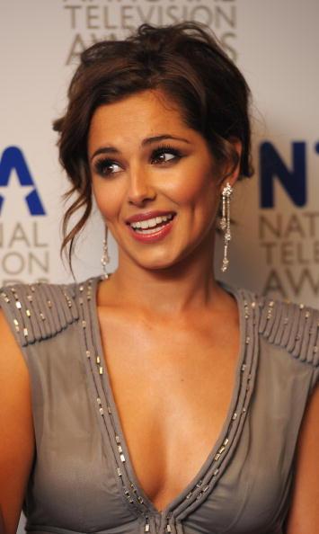 Sleeveless Dress「National Television Awards 2010 - Winners Boards」:写真・画像(8)[壁紙.com]
