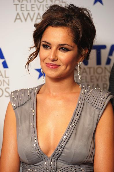 Sleeveless Dress「National Television Awards 2010 - Winners Boards」:写真・画像(5)[壁紙.com]