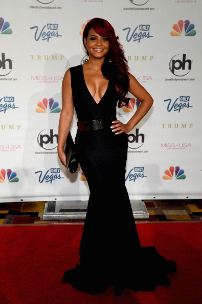 Planet Hollywood Resort and Casino「2013 Miss USA Competition - Arrivals」:写真・画像(8)[壁紙.com]