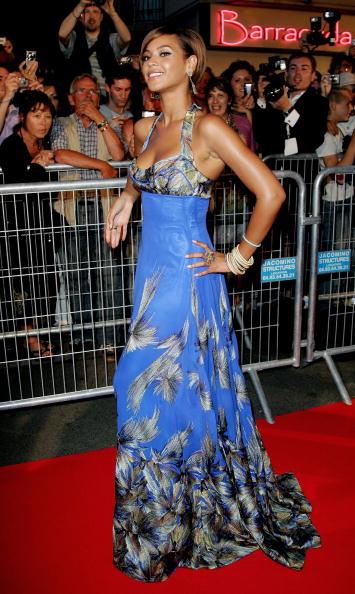 Maxi Dress「Cannes - 'Dreamgirls' Premiere」:写真・画像(5)[壁紙.com]