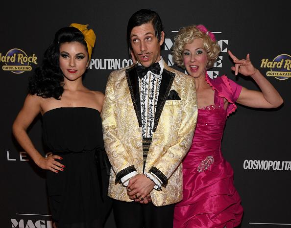 ラスベガス「'Magic Mike Live Las Vegas' Grand Opening」:写真・画像(4)[壁紙.com]
