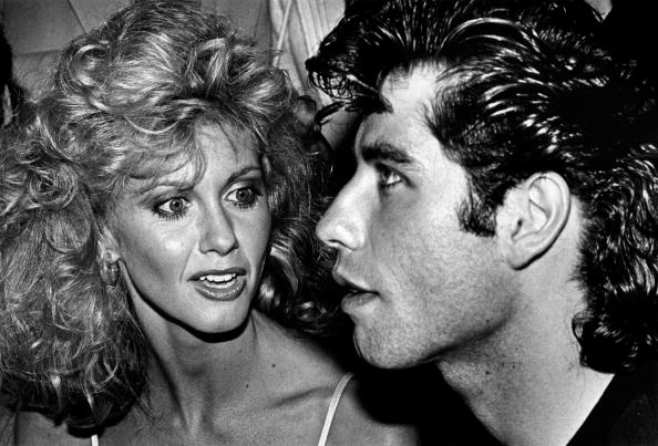 "Movie「Olivia Newton-John & John Travolta Attend ""Grease"" Premiere」:写真・画像(9)[壁紙.com]"