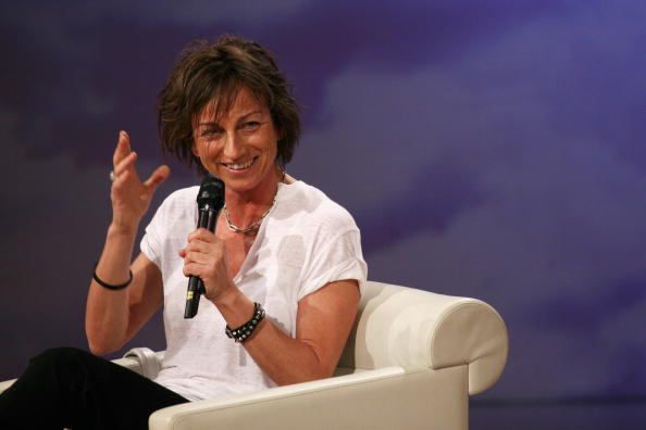 ジャンナ・ナンニーニ「Che Tempo Che Fa TV Show」:写真・画像(4)[壁紙.com]