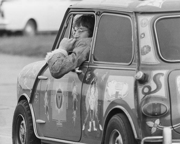 Retro Style「Lennon In Mini」:写真・画像(9)[壁紙.com]