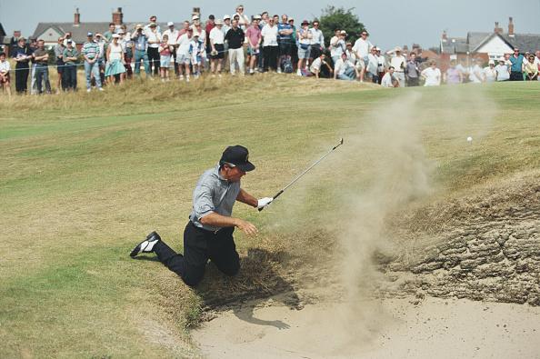 Sand Trap「Senior Open Championship」:写真・画像(9)[壁紙.com]