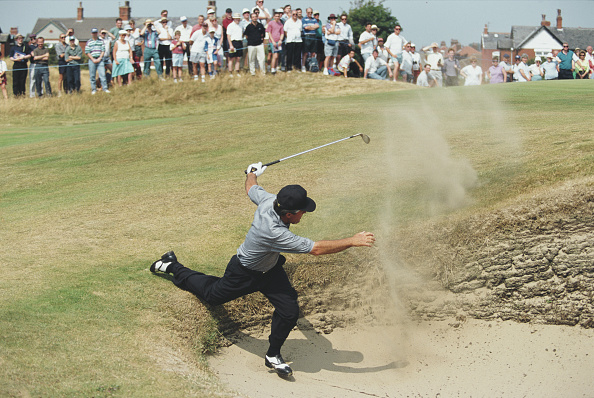 Sand Trap「Senior Open Championship」:写真・画像(8)[壁紙.com]