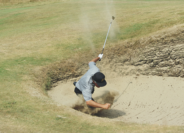 Sand Trap「Senior Open Championship」:写真・画像(2)[壁紙.com]