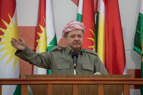 Massoud Barzani「Preparations Continue for the Iraqi Kurdistan Independence Referendum」:写真・画像(11)[壁紙.com]
