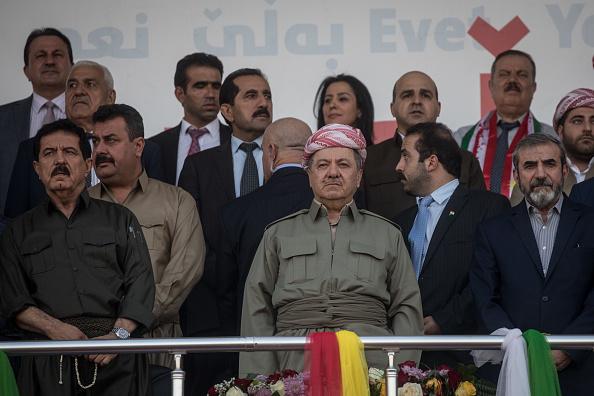 Massoud Barzani「Preparations Continue for the Iraqi Kurdistan Independence Referendum」:写真・画像(6)[壁紙.com]