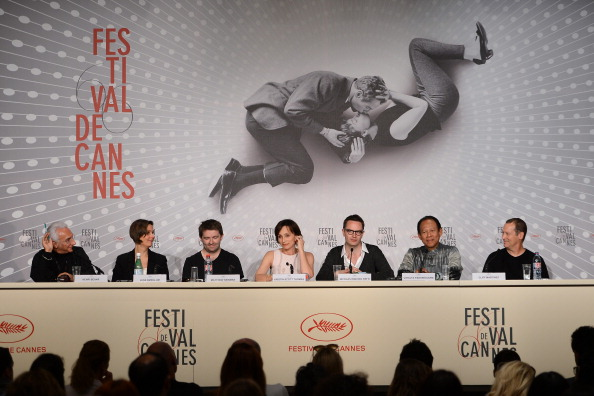 Ian Gavan「'Only God Forgives' Press Conference - The 66th Annual Cannes Film Festival」:写真・画像(9)[壁紙.com]