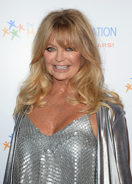 "Goldie Hawn「Goldie Hawn's Inaugural ""Love In For Kids"" Benefiting The Hawn Foundation's MindUp Program Transforming Children's Lives For Greater Success - Red Carpet」:写真・画像(19)[壁紙.com]"