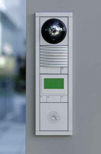 Push Button「Modern door security system for access cards and intercom」:スマホ壁紙(15)