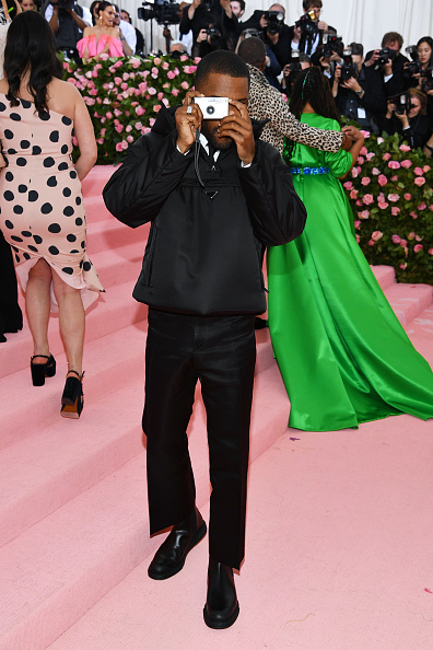 The Costume Institute「The 2019 Met Gala Celebrating Camp: Notes on Fashion - Arrivals」:写真・画像(18)[壁紙.com]