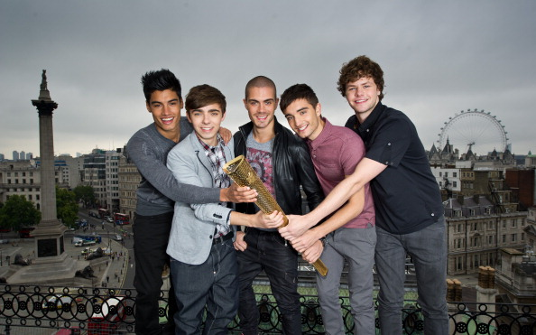 2012 Summer Olympics - London「The Wanted Support The Olympic Torch Campaign」:写真・画像(19)[壁紙.com]