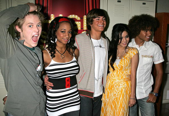 "High School Musical「Q & A Session With The Cast Of ""High School Musical""」:写真・画像(8)[壁紙.com]"