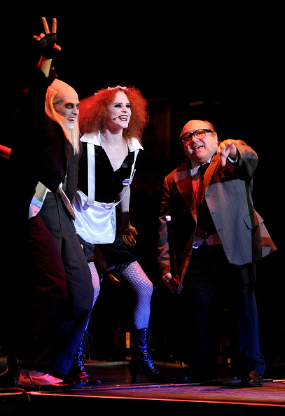 ルーカス グラビール「The Rocky Horror Picture Show 35th Anniversary To Benefit The Painted Turtle - Show」:写真・画像(8)[壁紙.com]