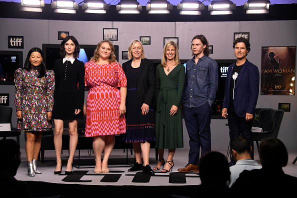 "Rosemary「2019 Toronto International Film Festival - ""I Am Woman"" Press Conference」:写真・画像(7)[壁紙.com]"