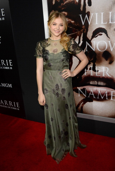 """ArcLight Cinemas - Hollywood「Premiere Of Metro-Goldwyn-Mayer Pictures & Screen Gems' """"Carrie"""" - Arrivals」:写真・画像(11)[壁紙.com]"""