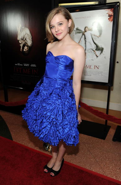 """Textured「Overture Presents The World Premiere Of """"Let Me In"""" - Red Carpet」:写真・画像(6)[壁紙.com]"""