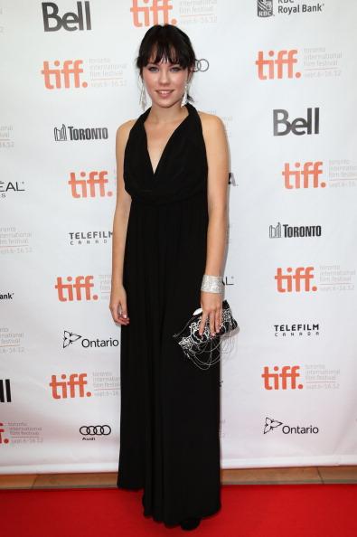 "Silver Colored「""The Lesser Blessed"" Premiere - 2012 Toronto International Film Festival」:写真・画像(5)[壁紙.com]"