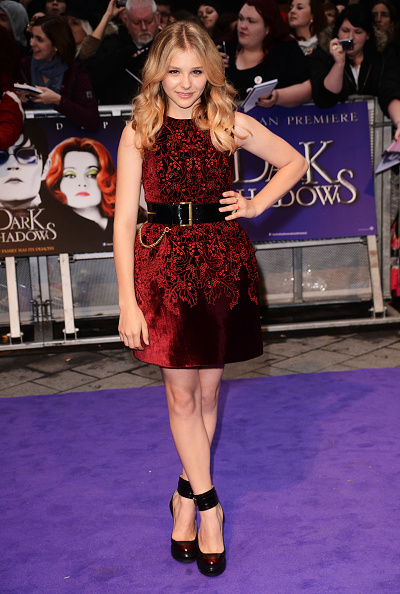 ダーク・シャドウ「Dark Shadows - European Premiere - Outside Arrivals」:写真・画像(14)[壁紙.com]