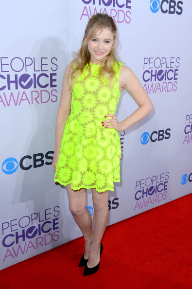 Scalloped - Pattern「39th Annual People's Choice Awards - Red Carpet」:写真・画像(4)[壁紙.com]