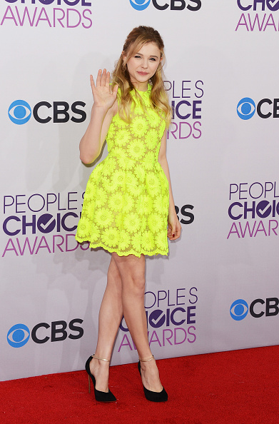 Scalloped - Pattern「39th Annual People's Choice Awards - Arrivals」:写真・画像(18)[壁紙.com]