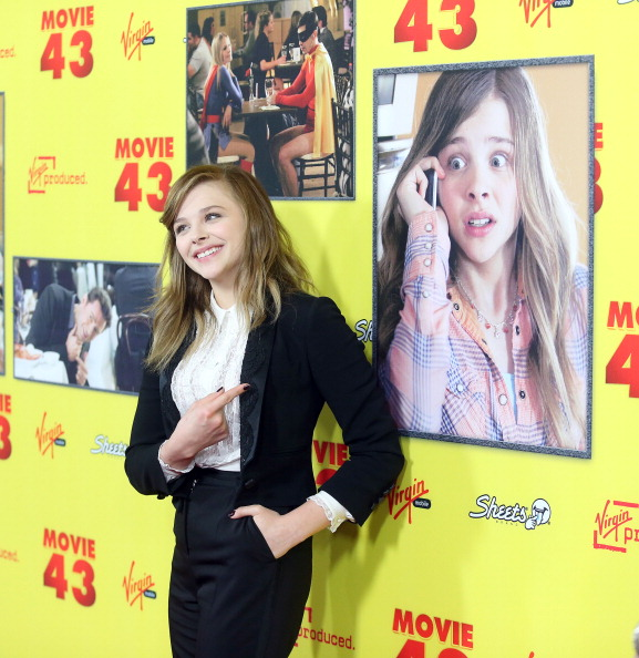 "Black Nail Polish「Premiere Of Relativity Media's ""Movie 43"" - Arrivals」:写真・画像(14)[壁紙.com]"