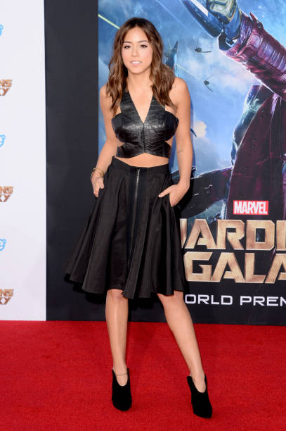 """Premiere Of Marvel's """"Guardians Of The Galaxy"""" - Arrivals:ニュース(壁紙.com)"""