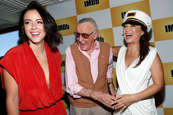Lee Na「The IMDb Yacht At San Diego Comic-Con 2016: Day Two」:写真・画像(5)[壁紙.com]