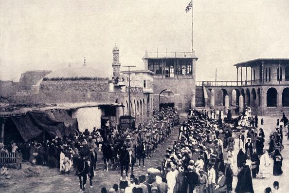 Baghdad「The Union Jack Flying Over Bagdad」:写真・画像(12)[壁紙.com]