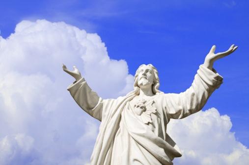 Beard「Hands stretched towards heaven」:スマホ壁紙(1)