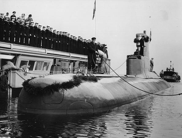 ドイツ「Post War U-Boat」:写真・画像(10)[壁紙.com]