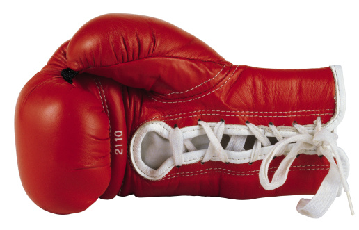1990-1999「Laced boxing glove」:スマホ壁紙(15)