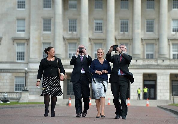 Wireless Technology「Cross Party Crisis Talks Continue Stormont」:写真・画像(17)[壁紙.com]