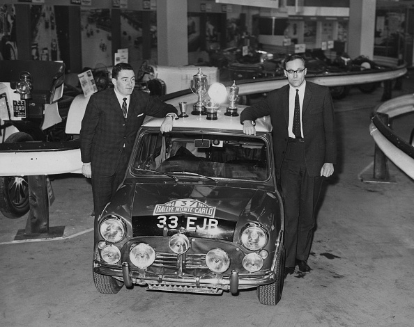 自動車レース「Monte Carlo Rally Winners」:写真・画像(17)[壁紙.com]