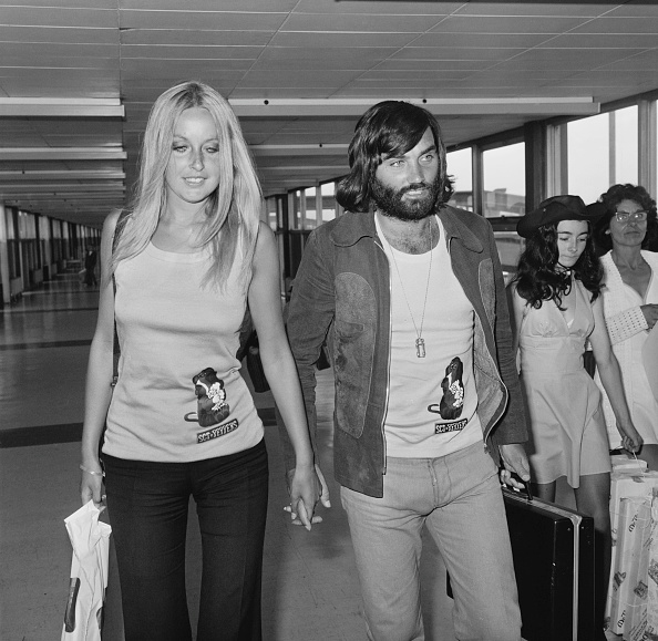 Heathrow Airport「George Best and Mary Stävin」:写真・画像(16)[壁紙.com]