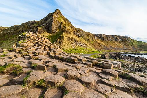 Basalt「UK, Northern Ireland, Giant's Causeway」:スマホ壁紙(19)