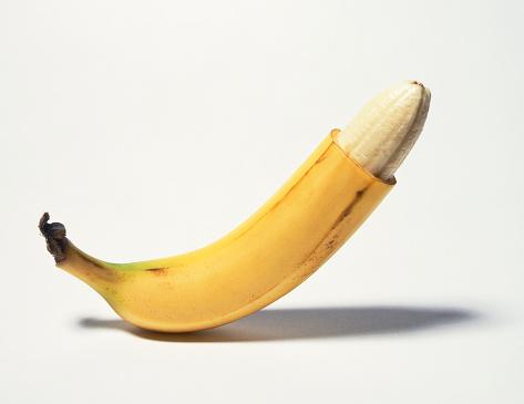 Erection「Circumcised banana」:スマホ壁紙(1)