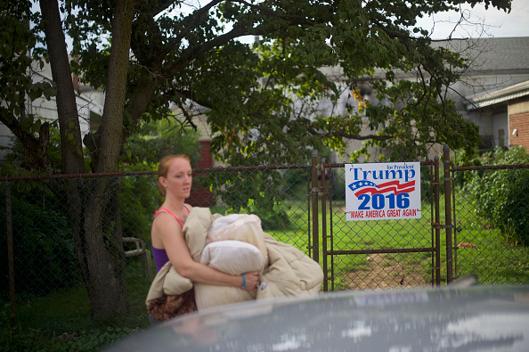 Middle Class「Pennsylvania's Rust Belt Region Could Be Pivotal In November's Presidential Election」:写真・画像(2)[壁紙.com]