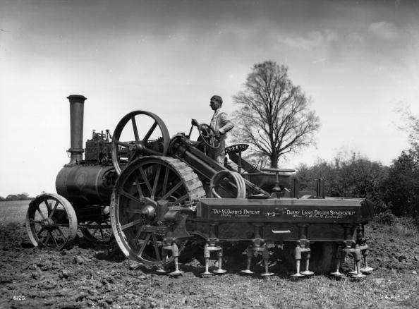 Earth Mover「Traction Engine」:写真・画像(18)[壁紙.com]
