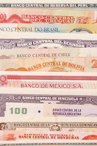 Honduras「Latin american currencies」:スマホ壁紙(3)