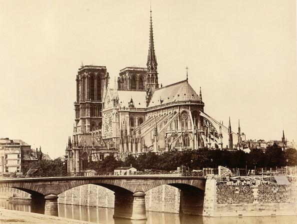 Seine River「Notre-Dame (Abside)」:写真・画像(7)[壁紙.com]