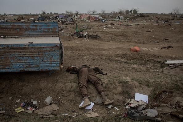 ベストショット「Last ISIS-Held Village In Syria Falls to US-Backed Forces」:写真・画像(11)[壁紙.com]