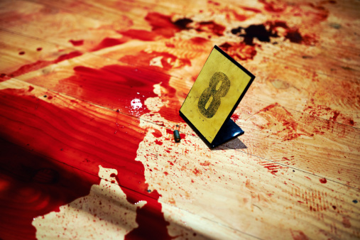 Emergency Services Occupation「Pools of blood」:スマホ壁紙(4)