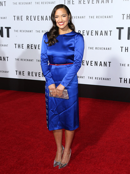 "The Revenant - 2015 Film「Premiere Of 20th Century Fox And Regency Enterprises' ""The Revenant"" - Arrivals」:写真・画像(3)[壁紙.com]"
