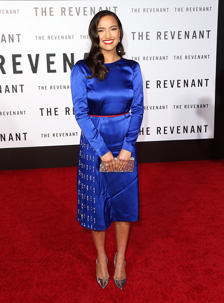 "The Revenant - 2015 Film「Premiere Of 20th Century Fox And Regency Enterprises' ""The Revenant"" - Arrivals」:写真・画像(7)[壁紙.com]"