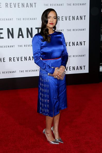 "The Revenant - 2015 Film「Premiere Of 20th Century Fox And Regency Enterprises' ""The Revenant"" - Arrivals」:写真・画像(10)[壁紙.com]"